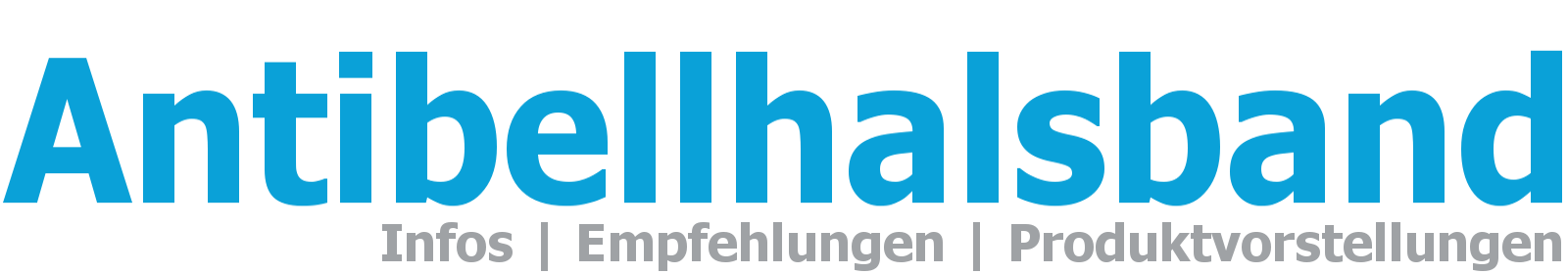 Antibellhalsband logo
